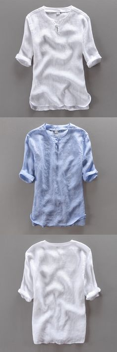 Chinese Traditional simple fashion shirt men summer short sleeve brand men shirt one button design casual mens shirts camisa