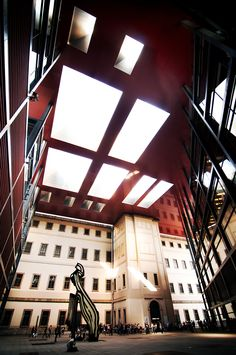 Museo Reina Sofía #Madrid #architecture #buildings Wonderful Places, Beautiful Places, Visit Madrid, Jean Nouvel, Spanish Architecture, Cities In Europe, Royal Palace, Museums, Places Ive Been