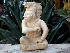 mayan art - Google Search Mayan Symbols, Aztec Art, Aztec Designs, Past Life, Art Google, Statues, Galleries, The Past, Mexico