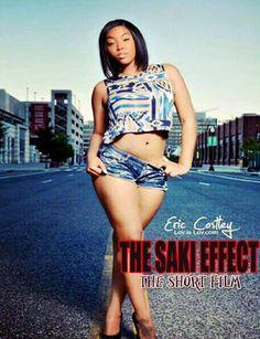 LOOK WHO'S NEXT: The Saki Effect Youtube Sensation, Short Film, Bikinis, Swimwear, Singer, Actors, Shorts, Tv, Black