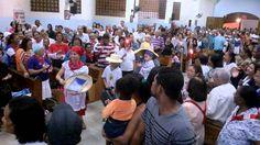 8ª Noite do Novenário a Nossa Senhora Santana - Buerarema - Bahia.