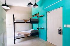 El Nido in Style: Spin Designer Hostel - journeytodesign.com