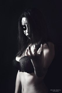 Metal Girl, Dark Side, Black Metal, The Darkest, Goth, Culture, Photography, Beauty, Gothic