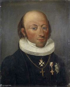 Claus Pavels, slottsprest på Akershus, hans dagbøker fra 1814