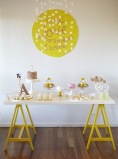 LETTUCE & CO - STYLE. EAT. PLAY  for the love of marshmallows and sprinkles children's party