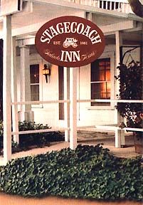 The Stagecoach Inn in Salado, Texas. One of my favorite places to visit and to eat the famous Strawberry kiss!