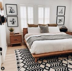 A cheat sheet for a cozy master bedroom - TEG Interiors - A cheat sheet for a co. - A cheat sheet for a cozy master bedroom – TEG Interiors – A cheat sheet for a cozy master bedro - Home Decor Bedroom, Design Bedroom, Bedroom Design Minimalist, Bedroom Rustic, Bedroom Plants, Bedroom Interiors, Minimalist Apartment, Industrial Bedroom, Decor Room