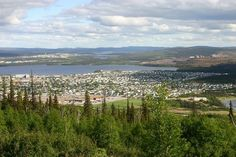 The Small Town of Wabush which is the town next to labrador City