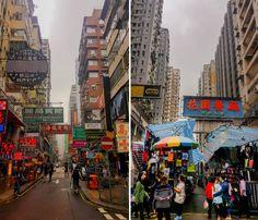 Ladies Market - Kowloon - Hong Kong