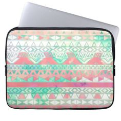 ==>>Big Save on          	Girly Aztec Pattern Pink Turquoise Watercolor Laptop Computer Sleeve           	Girly Aztec Pattern Pink Turquoise Watercolor Laptop Computer Sleeve We have the best promotion for you and if you are interested in the related item or need more information reviews from th...Cleck Hot Deals >>> http://www.zazzle.com/girly_aztec_pattern_pink_turquoise_watercolor_laptop_sleeve-124462496697724234?rf=238627982471231924&zbar=1&tc=terrest