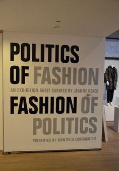Politics of Fashion Runway Magazine, Fashion Fashion, Politics, Canada, Design, Political Books, Design Comics