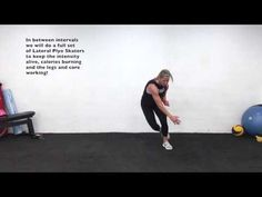 4/11/17 Cardio HIIT Workout, At Home, Legs, Abs, Core Exercises - YouTube