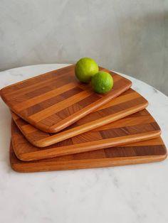 Wood Cutting, Butcher Block Cutting Board, General Goods, Wat Do, Little Company, Serving Board, Wood Pieces, Teak Wood, Food Grade