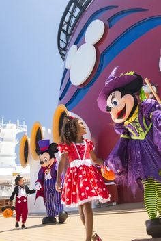 Breaking News!! - Dates Announced for Disney Cruise Line's Halloween On the High Seas!