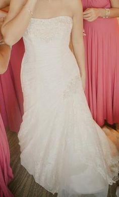 David's Bridal YP3344 2 s