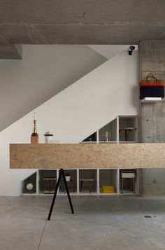 Siblings Factory concept store by JDS Architects