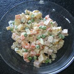 Russischer Salat Rezept | Küchengötter