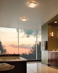 Buy the Boxie Ceiling Light - Small by Tech Lighting & 10 best Accent Lighting for Low Ceilings images on Pinterest ...