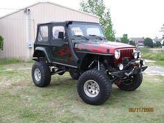 1998 Jeep tj sahara $9,500 Possible Trade - 100192011 | Custom Jeep Classifieds | Jeep Sales