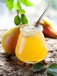 Gelée pomme poire vanille - Recette de cuisine Marmiton : une recette