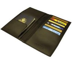 Look great, even when queuing at customs. Leather Men, Leather Wallet, Travel Accessories For Men, Mens Travel, Black, Black People, Men's Leather, Leather Wallets