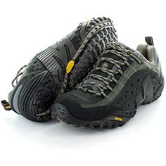 Merrell Men's Intercept Low Rise Hiking Shoes