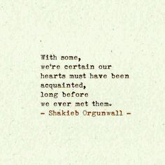 Whether a lover or best friend it is almost impossible to keep two hearts from coming together that were meant to meet.