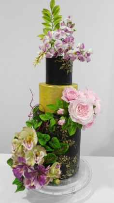 The World of Sugar Flowers Tribute  by Catalina Anghel azúcar'arte