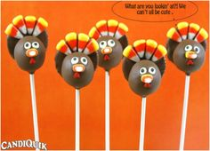 Top 10 Cute DIY Thanksgiving Turkey Treats