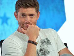 God help me - Jensen at NerdHQ 2014