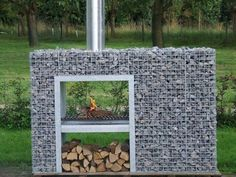75 Fabulous Gabion Ideas for Your Garden & Outdoor Area - HomeSpecially