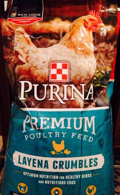 Chicken food for cat litter?? YES!! Cheaper and does a better job than most clumping litters.