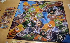 20 Awesome Board Games For The Modern Day Geek
