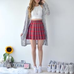 MORE PICTS You can also see more ideas about girly outfits with jordans , hipster girly outfits , girly outfits red , girly outfits for teen. Teen Fashion Outfits, Girly Outfits, Cute Fashion, Outfits For Teens, Girl Fashion, Casual Outfits, Cute Outfits, Spring Fashion, Winter Fashion