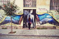 Bairro Psiri - Atenas