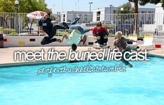 """Meet the Buried Life cast and thank them for asking the question to the world """"What do you want to do before you die?"""""""
