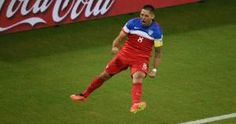 Clint Dempsey marcó el gol más rápido de Brasil 2014. (AFP)