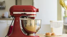 These recipes are sure to inspire the creative in you - we're sharing the best stand mixer recipes (some aren't even for food! Philadelphia Creme, Philadelphia Torte, Stand Mixer Recipes, Best Stand Mixer, Stand Mixers, Kitchen Aid Mixer, Kitchen Tools, Kitchen Gadgets, Kitchen Aide