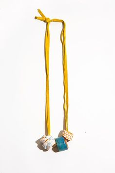 B Zippy & Co Ceramic Necklace