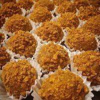 Medovníkové kuličky | Andy's diary - blog o všem, co mě baví a naplňuje Christmas Sweets, Christmas Cookies, Looks Yummy, Blondies, Sweet Tooth, Cheesecake, Deserts, Muffin, Food And Drink