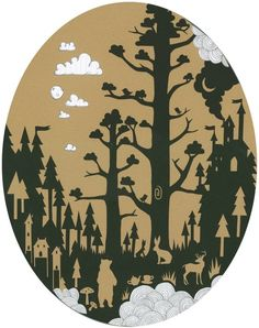 Papercut by Louise Evans by alba