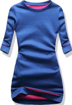 Kliknij na zdjęcie, aby je powiększyć Fitness, Casual, Fashion, Tunic, Moda, Fashion Styles, Fashion Illustrations