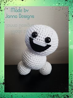Free pattern !! this little guy is a little friend of olaf and also he likes warm hugs ^_^