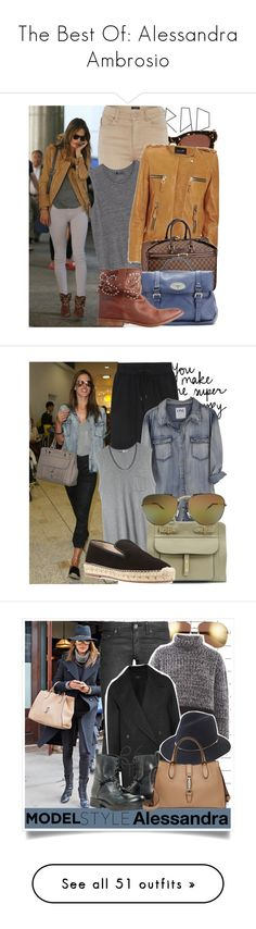 """The Best Of: Alessandra Ambrosio"" by dannyg ❤ liked on Polyvore featuring мода, Black Orchid, Thierry Lasry, Armani Jeans, MANGO, Isabel Marant, Louis Vuitton, women's clothing, women's fashion и women"