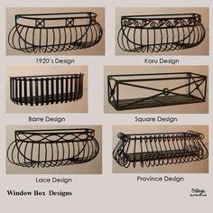 macetera colgante de ventana - Buscar con Google