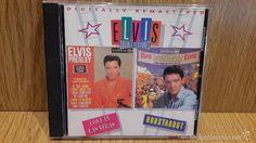 ELVIS PRESLEY. B.S.O. LOVE IN LAS VEGAS / ROUSTABOUT. CD / BMG-RCA - 2001. 23…