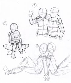 Drawing Anime drawing poses references couple people poses by paradox rose traditional art drawings miscellaneous - # Body Drawing, Drawing Base, Manga Drawing, Figure Drawing, Drawing Sketches, Art Drawings, Drawing Tips, Drawing Ideas, Pencil Drawings