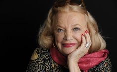 GENA ROWLANDS: A WOMAN OF INFLUENCE | American Cinematheque
