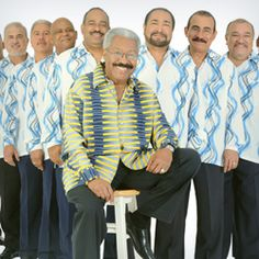 """El Gran Combo: Puerto Rico's most successful musical group, and one of the most popular salsa orchestras across Latin America, will show audiences why they are called """"The University of Salsa."""" Tilles Center, Friday, March 15, 2013 at 8 pm"""