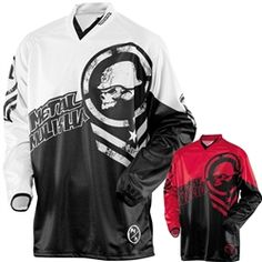 2014 MSR Metal Mulisha Optic Motocross Jerseys